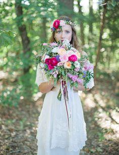 Woodland Heart Wedding Inspiration   Green Wedding Shoes Wedding Blog