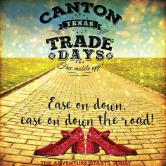 Texas Trade Days Canton First Monday ***Get the Free Mobile App with map & vendor info! Canton Texas Trade Days, Canton Tx, Fun Facts About Texas, Canton First Monday, Texas Quotes, Different Flags, Loving Texas, Lone Star State, Round Top