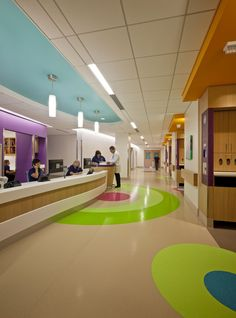 Hospital Infantil Nemours,© Jonathan Hillyer