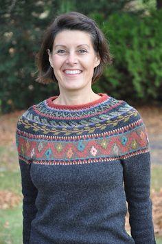 Ravelry: Machu Picchu pattern by Carol Sunday  #knit