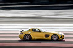 When in Le Castellet, one must visit Circuit Paul Ricard. We brought along the SLS AMG Black Series.