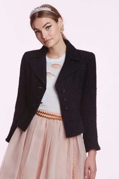 Vintage Chanel Isabelle Mohair Jacket | Shop Vintage at Nasty Gal!