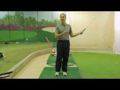 Entrainement musculaire et technique de golf, exercice avancé et élites, muscles séquentiels - YouTube