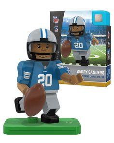 Gale Sayers Chicago Bears Legend OYO NFL G4 Series 1 Mini Figure Minifigure