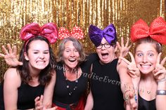 #PhotoBooth for #Graduation #Prom #PartyIdeas by www.ParadiseEvents.com/photo-booth-rental