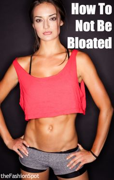 Hate feeling bloated? Then stop eating these things #fitness #health http://www.thefashionspot.com/life/319227-feeling-bloated-heres-what-you-should-and-should-not-be-eating/