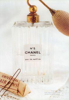 Chanel No 5 #Coco #France #Paris #Perfume