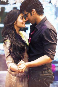 Arjun Kapoor  Alia Bhatt  2 States was a fantastic movie :)