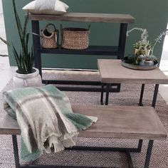 Wauuu our new concrete furniture has arrived :-) #cozylivingcopenhagen #cozyliving #interiordesign #news #trend