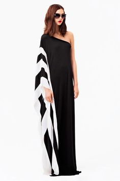 The Evolution of the Caftan - Coming Soon Rachel Zoe Resort 2014