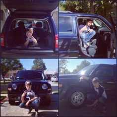 You can tell Ratliff loves his car