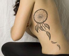 Tatuagem Filtro dos Sonhos – Fotos