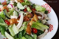 Asian Wonton Salad