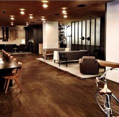 Ace Hotel, London. Hotel Lounge, Ace Hotel, Design Hotel, Restaurant Design, Commercial Design, Commercial Interiors, Best Places In London, Hotel Concept, Interior Architecture