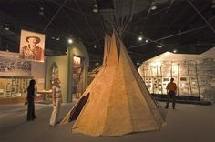 Journey Museum in South Dakota provides a unique way to look at the entire history of South Dakota's land and people.