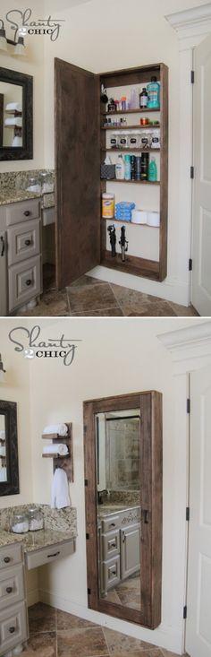 Install+a+Full-Length+Mirror+with+Hidden+Shelving
