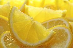 Budino al limone con cioccolato fuso (ricetta antiossidante)...