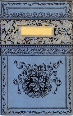 Vintage Book Cover by Cathe Holden JustSomethingIMade.com