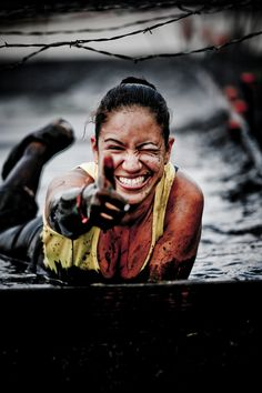 Training for the first level of the Spartan races, not sure how long it will take, but it's a goal!
