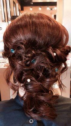 Bridal hair!!