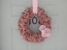 Another way to do the wreath