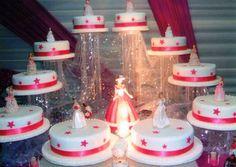 Resultado de imagen para tortas de quinceañeras