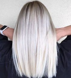 Ash Blonde Hair: Ash Blonde Hair Color