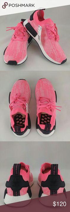 adidas Originals NMD R2 Boost W (grau weiss pink