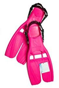 Scubapro Twin Jet Scuba Fins Limited Edition Pink