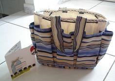 Tuto sac à 10 poches de Les Petits Points de Catla - free