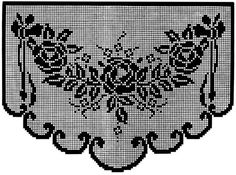 Grid Patterns for Filet Crochet or Cross Stitch, 1923 Filet Crochet, Crochet Patterns Filet, Hand Quilting Patterns, Patchwork Quilt Patterns, Crochet Motifs, Embroidery Patterns, Machine Embroidery, Crewel Embroidery, Quilting Designs