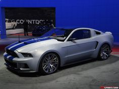 FORD MUSTANG FROM NEED FOR SPEED MOVIE