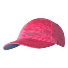 caea448f235 Girls 4-6x Nike Swoosh Dri-FIT Ponytail Slit Baseball Cap Hat