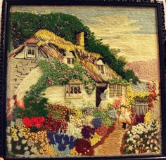 one of my favourite artists:   Grandma Moses