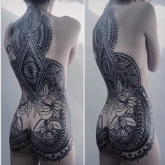 16 Exquisite Ornamental Style Tattoos | Tattoodo.com