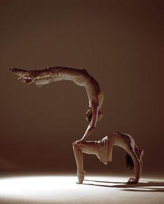 Such Strong Leg Muscles on this Dancer Girl ! stepup2dance.com