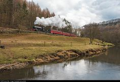 RailPictures.Net Photo: UK Steam 2-6-0 at Whitby, United Kingdom by henry elliott