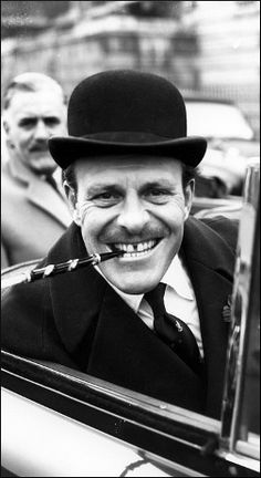 TERRY THOMAS. LOVE HIM. THE HOKEY POKEY MAN AND AN INSANE HAWKER OF FISH BY CONNIE DURAND. AVAILABLE ON AMAZON KINDLE