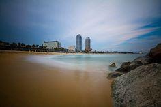 #playa #beach #Barcelona #Bcn #Bpremium