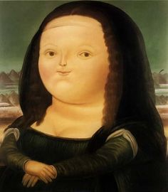 Art that makes me smile moves to the front of the line, Fernando Botero