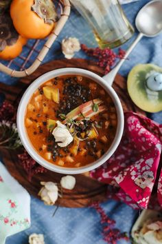 This hearty One-Pot, Moroccan-Inspired Garden Lentil Stew is the perfect simple meal to serve on a weeknight, especially as the seasons change. The recipe calls for a bounty of fresh vegetables and aromatic spices that are sure to please any palate!