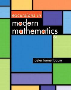 Excursions in Modern Mathematics (8th Edition) by Peter Tannenbaum http://www.amazon.com/dp/032182573X/ref=cm_sw_r_pi_dp_YtlZvb0WJHNFZ