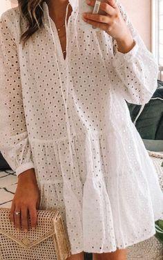 outfit plus size Simple Dresses, Cute Dresses, Casual Dresses, Short Dresses, Fashion Dresses, Chic Outfits, Summer Outfits, Summer Dresses, Look Fashion