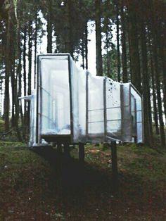 Architectural Association Design and Make - The Minimal Shelter by Sarina Da Costa Gomez, Glen Stellmacher and Carlos Chen