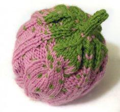 strawberry-baby-hat-pattern