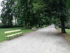Warszawa. Ogród Saski.