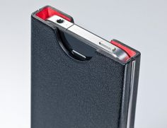 Calypso Leather Cases for the iPhone 4s