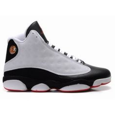 Air Jordan 13 (XIII) Retro OG He Got Game White True Red Black 136002-132