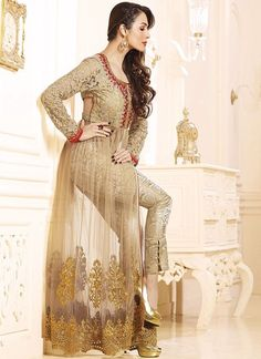 Best Embroidered Shirts with Trousers Designs Collection