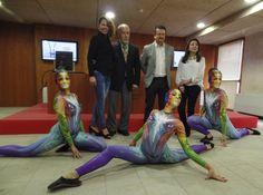 """Rueda de prensa """"Exposición 20 años de teatro urbano"""""""
